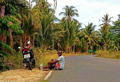 Island biking