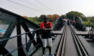 Death Bridge Kanchanaburi