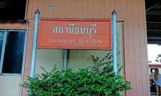 Thonburi train station